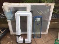 UPVC Double Glazed Windows x2