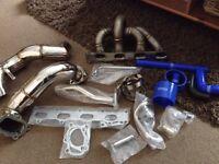 BRAND NEW TX autosport garrett turbo manifold
