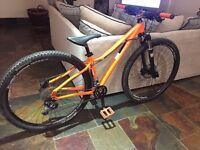 16'' Pinnacle Front Suspension Mountain Bike