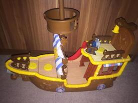 Boat Disney junior