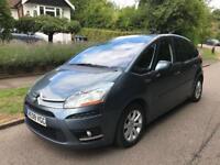 CITROEN PICASSO 5 EXCL HDI 1.6 2009 AUTO DIESEL 89k DRIVES THE BEST 07535047908