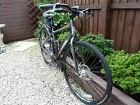 Kona Dr Good hybrid/city bike with nexus 7 hub gears. Immaculate with extras.