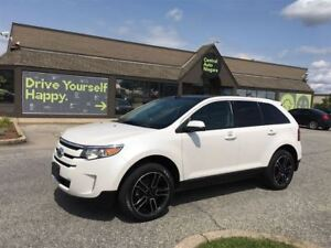 2014 Ford Edge SEL / NAVIGATION / LEATHER / SUNROOF