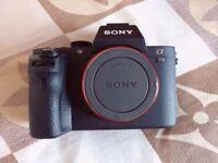 Sony A7II A7 II Body