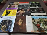 Vinyl Collection (81) of Classical Music Records