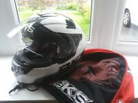 BKS Crash Helmet (Large)