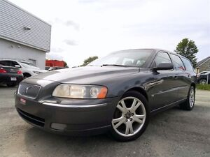 2006 Volvo V70 2.5T A + + CUIR + TOIT + MAGS!!!
