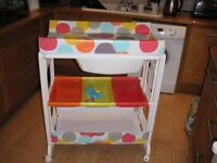 baby changing unit for sale