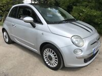 Fiat 500 Lounge with only 55000 miles from new