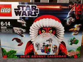 Lego Star Wars Advent Calendar.