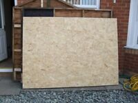 tongue and groove shed 7F/5F with window dismantled can deliver locally £100 see pic