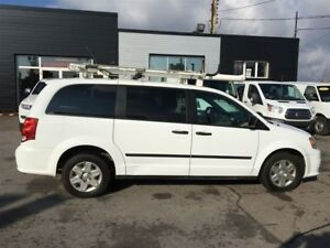 2014 Ram Cargo Van shelv. and ldr rack. fin or lease from4.99%oa