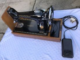 Singer Semi-Industrial Model 201K Sewing machine
