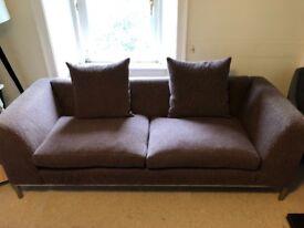 Sofa workshop large sofa (seats 3 to 4)