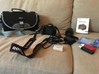 Canon EOS 600d digital SLR camera dSLR. EF-S 18-55Mm lens. Accessories. Excellent condition