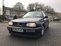 1998 VOLKSWAGEN MK3 GOLF GTI 8v 3DR BLUE BARGAIN READY TO GO CLEAN FOR AGE