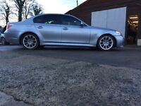 2006 Bmw 525d automatic m sport for breaking