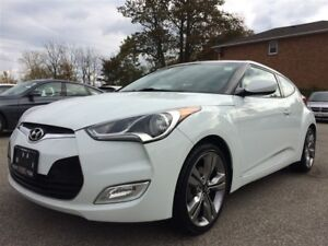 2013 Hyundai Veloster Tech**NAV**LTHR**ROOF**BACK-UP CAM**
