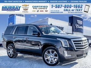 2016 Cadillac Escalade Luxury**Remote Start!  Heated Steering Wh