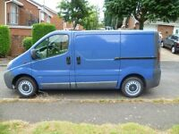 2004 Vauxhall Vivaro 2700 1.9 DI SWB, Excellent condition, New cambelt and water pump