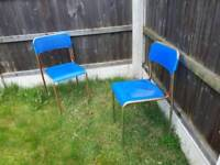 Two chairs free to give away