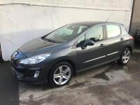 Peugeot 308 2.0 hdi sport, 1 owner, fully serviced