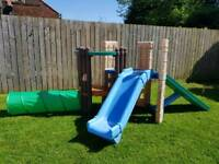 *** SOLD *** Outdoor climbing activity centre - Little tykes Seek and Explore
