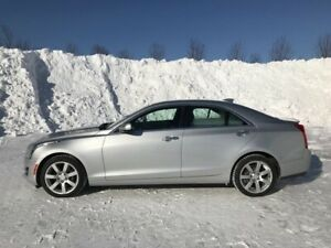 2016 CADILLAC ATS Sedan AWD