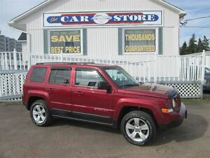 2011 Jeep Patriot NORTH EDITION!! 4X4!! AUTOMATIC!! A/C!! CRUISE