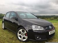 2006 VOLKSWAGEN GOLF GTI 5DR 2 OWNER 76351 MILES FULL SERVICE HISTORY IMMACULATE CONDITION