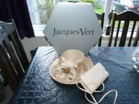 Jacques Vert hat and clutch bag for sale