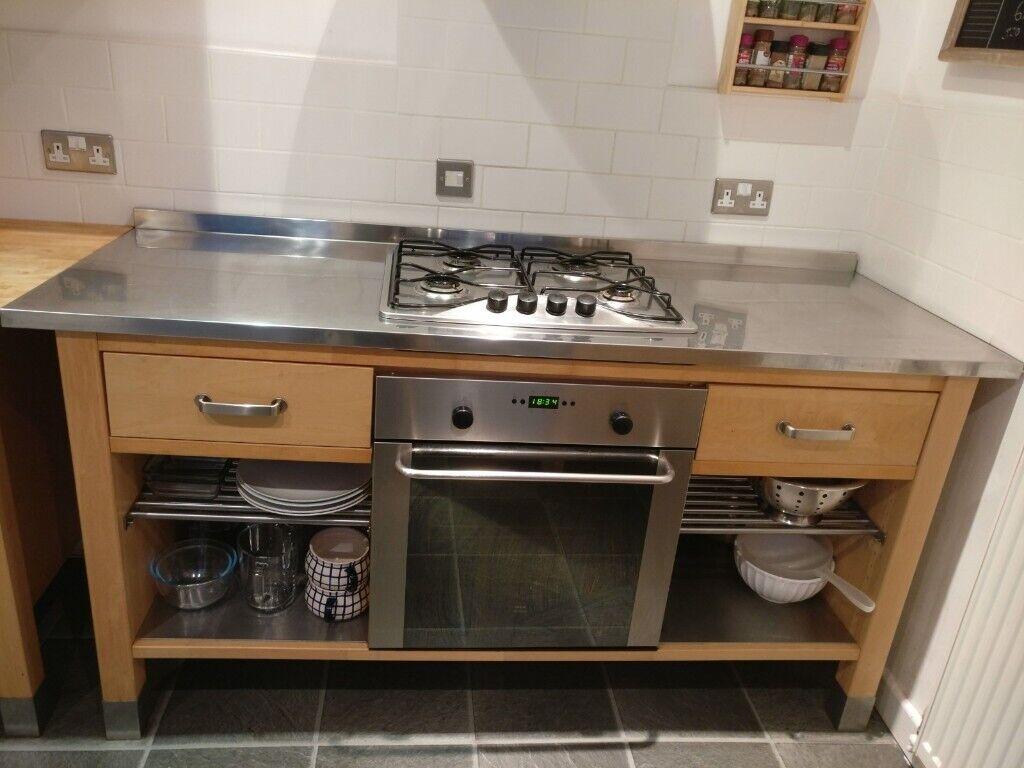 IKEA VARDE Freestanding Kitchen Unit | in Roath Park, Cardiff | Gumtree