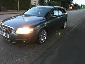 Audi A6 estate minted swap transit or fast car or cash offers