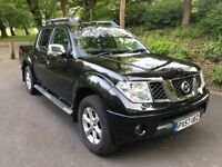 Nissan Navara 2.5 dCi Tekna Double Cab Pickup 4dr Leather,SAT NAV, 1 OWNER FROM NEW