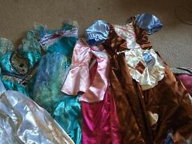 Huge collection of dress up stuff
