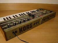 Korg MicroKorg Synth Keyboard With Vocoder