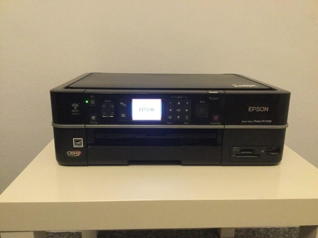 Epson stylus photo px710w multifunction printer price