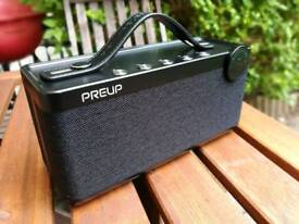Bluetooth speaker (with hands free calls)