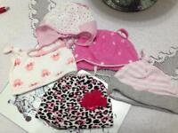 Baby girl had and shoes