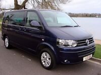 2013 VW T5 Caravelle DSG Auto 17,000 miles only...Wheelchair disabled ..superb