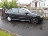 2004 MK4 VAUXHALL ASTRA 1.7DTI ECO FOR BREAKING (Y17DT)