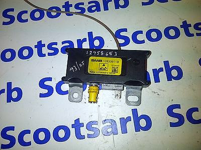 SAAB 9-3 93 Aerial Amplifier Unit 2003 ----10 12785232 4-Door