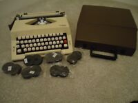 Vintage Typewriter - Imperial 2002