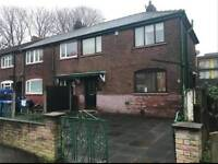 3 Bedroom semi-detached house to let in Chorlton
