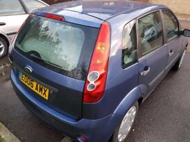 FULL YEAR MOT FORD FIESTA 06 PLATE FOR QUICK SALE