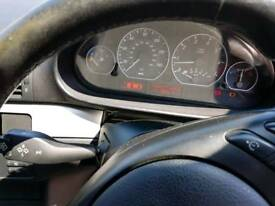 Bmw e46 M Sport clocks