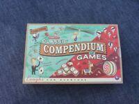 Vintage Style Classic Compendium of Games