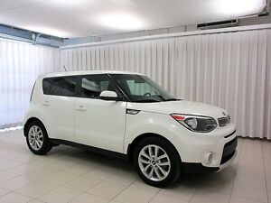 2017 Kia Soul EX 5DR HATCH w/ Alloy Wheels, Backup Camera, Heate