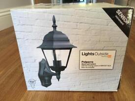 Brand New Outside wall lantern