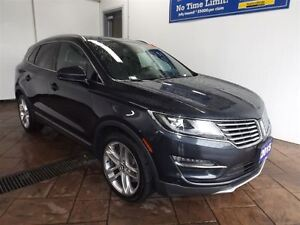 2015 Lincoln MKC AWD ECOBOOST LEATHER SUNROOF NAV